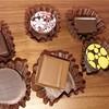 神戸北野「ラヴニュー」のチョコが美味しい。