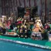 座間神社の五月人形展示!