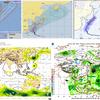 【台風情報】大型で非常に強い台風24号は勢力を保ったまま九州or四国地方に上陸・その後本州を縦断!気象庁・米軍・ヨーロッパ・NOAA・韓国の進路予想は?台風の卵も30日06時には台風25号に!