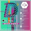 "D - to the previous- fu_mou""with open""RELEASE TOUR in SENDAI"