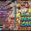 Pro Wrestling Trainwreck Wrestling's Middle Child Review: AKIRA vs Mance Warner ~Pencil Neck Geeks!~
