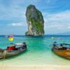 タイ'クラビ'に向かう自由旅行、コースが苦悩したら?