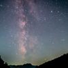 夏の銀河とM31など