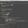 emacsでカーソル位置のシンボルをハイライトする