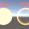 【Unity】ShaderGraphでフレネル効果を両面描画に対応する