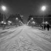 デート / neige à Paris