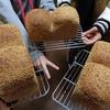 オリジナルパンレシピ制作など・・・パン教室レポート