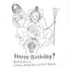 【出産予定日+3d】お誕生日