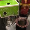 旅行にピッタリ!割れないグラスgovinoで台湾ワインを飲む!