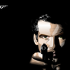 エレガント&ゴージャス、5代目Bond のピアース・ブロスナンをエクセルで描いてみた