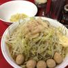 初恋の味はネギの味 from ラーメン二郎茨城守谷店