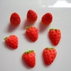 ポリマークレイで作る、ミニチュア苺の作り方