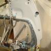 1971 マスタングマッハ1 右クォーターパネル取り付け準備4