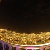 標高4095mからの夜景が美しすぎた件