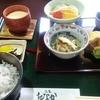 お魚中心の和食ランチ【たなか】
