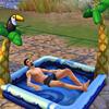 今年の夏は雨ばかりでした…『The Sims 4 Seasons』