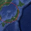 北朝鮮が新浦から弾道ミサイル SLBM2発発射