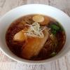 【今週のラーメン1590】 BumBunBlauCafe with BeeHive (東京・旗の台) アグー豚の醤油ラーメン