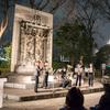 プレミアムフライデー 安倍総理も鑑賞、西洋美術館でミニコンサート 上野フライデーナイトミュージアム