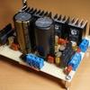 A級バランスHPアンプ製作(製作編13)