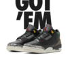 NIKE 「 NIKE AIR JORDAN 3 Animal Instinct 2.0 」