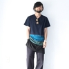 TEE×WIDE PANTS -SUMMER STYLE-