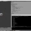 Blenderのpythonスクリプトで引数を取得する
