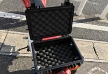 バイクの小物入れにちょうどいいプロテクターツールケース ~TRUSCO(トラスコ)