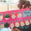 紙の卵パックで工作!~見た目も使い方も可愛い曜日カレンダー!~【図工レシピ】