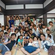 佐久島の弁天サロンでイベント開催!東港からすぐの好立地で開催しました!!
