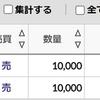 運用期間2ヶ月目 「香港ドル/円」の連続予約注文は儲かるのか検証してみました