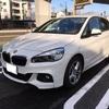 コーディング@BMW218アクティブツアラー