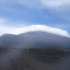 【9/日本百名山】2016年7月3日 富士山 御殿場ルート ~頂上には台風が来ていたようです~