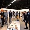 三好和義さんの写真展 NIKON 新宿ギャラリ-オープン!写真家を目指す若い方が多く、いいですね!