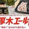 【厚木エール飯】HAPPY cafe 食堂のカレー弁当【テイクアウト】