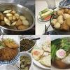 新春の振舞い料理。