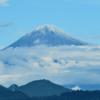 【初冠雪】甲府地方気象台は富士山の『初冠雪』を本日10月22日に発表!平年より22日遅く、昨年と比べても26日遅い観測で統計開始以来3番目に遅い『初冠雪』に!