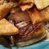ナス素麺の改善