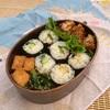 細巻き寿司弁当