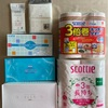 日本製紙から優待の品が到着