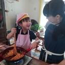 青空キッチン     水元公園スクール