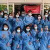 軍事クーデターに反対するミャンマー医療ストライキ