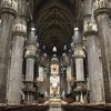 イタリア・ミラノ散策~ドゥオモ、ガッレリア、スフォルツェスコ城、最後の晩餐など~