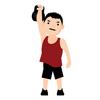 上腕三頭筋を鍛えて基礎代謝を上げよう