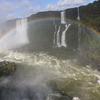 イグアスの滝での事故<ブラジル側>