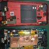 au HTL23 バッテリー交換修理 その後