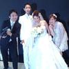 結婚式の現場写真!