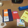 手帳を買いまくり自己管理に奮闘「リアルゲーム攻略(^▽^&#59;)」