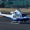 2019年2月12日(火) JA6772 鹿児島県警へ 調布飛行場