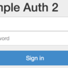 ksnctf #35 Simple Auth II